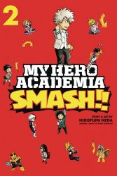 Viz Media's My Hero Academia: Smash!! Soft Cover # 2