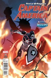 Marvel's Captain America: Steve Rogers Issue # 1b