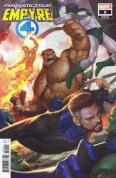 Marvel Comics's Empyre: Fantastic Four Issue # 0d