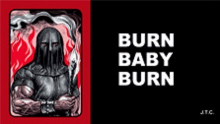 Chick Publications's Burn Baby Burn Issue nn