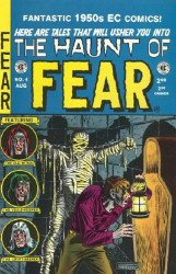 Russ Cochran's Haunt of Fear Issue # 4