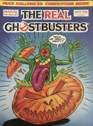 Marvel UK's The Real Ghostbusters Issue # 73