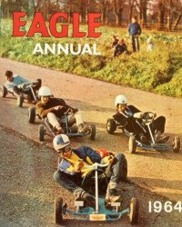Fleetway (AP/IPC)'s Eagle Hard Cover # 1964