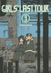 Yen Press's Girls Last Tour Soft Cover # 3
