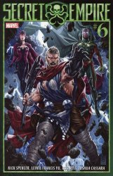 Marvel Comics's Secret Empire Issue # 6
