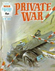 Fleetway (AP/IPC)'s War Picture Library Issue # 649