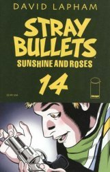 Image's Stray Bullets: Sunshine And Roses Issue # 14