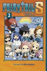 Kodansha Comics's Fairy Tail S: Tales From Fairy Tail Soft Cover # 2