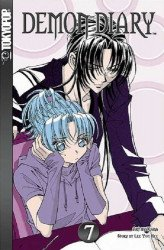 TokyoPop/Mixx's Demon Diary Soft Cover # 7