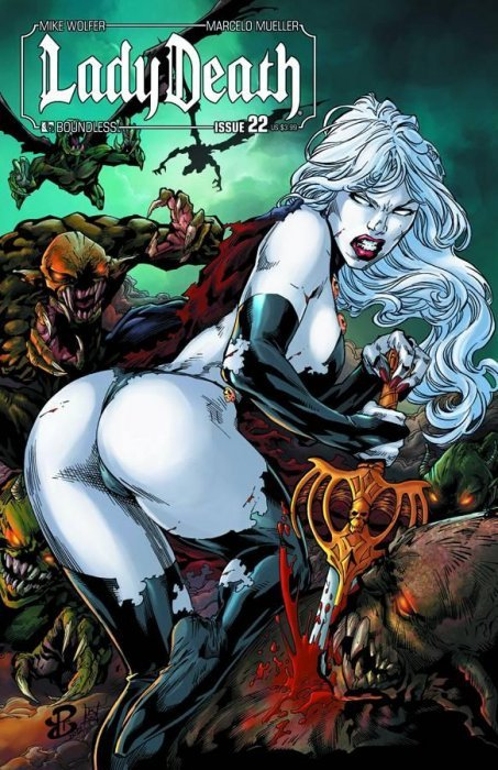 lady death 22 boundless comics comicbookrealmcom