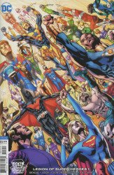 DC Comics's Legion of Super-Heroes Issue # 1lcsd