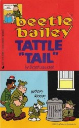 Jove Books's Beetle Bailey Issue # 47