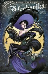 Benitez Productions's Lady Mechanika: La Belle Dame Sans Merci Issue # 3b