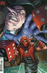 DC Comics's Red Hood and the Outlaws Issue # 32b