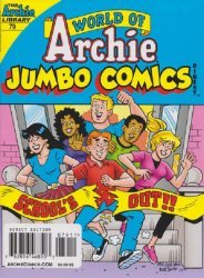 Archie Comics Group's World of Archie: Double Digest Magazine Issue # 79