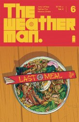Image Comics's The Weatherman Issue # 6