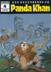 Abacus Press's Chronicles of Panda Kahn Issue # 4