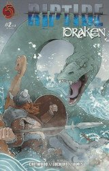 Red 5 Comics's Riptide: Draken Issue # 2