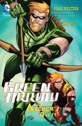 DC Comics's Green Arrow TPB # 4b