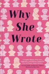 Chronicle Books's Why She Wrote Hard Cover # 1