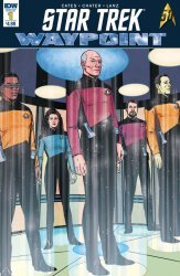 IDW Publishing's Star Trek: Waypoint Issue # 1
