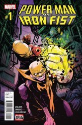 Marvel's Power Man And Iron Fist Issue # 1