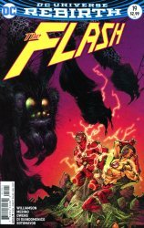 DC Comics's The Flash Issue # 19b