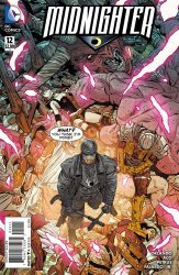 DC Comics's Midnighter Issue # 12
