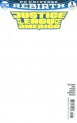 DC Comics's Justice League of America Issue # 1c