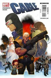 Marvel Comics's Cable Issue # 10