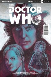 Titan Comics's Doctor Who: The Lost Dimension Special Issue # 1