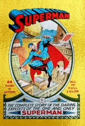 DC Comics's Superman Issue # 1la mole