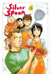 Yen Press's Silver Spoon Soft Cover # 13