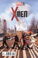 Marvel's X-Men Issue # 1e