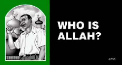 Chick Publications's Who is Allah? Issue nn