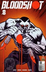 Valiant Entertainment's Bloodshot Issue # 8d