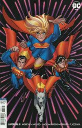 DC Comics's Supergirl Issue # 31b
