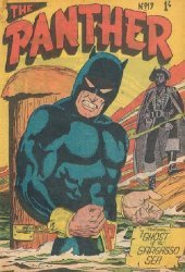 Young's Merchandising Company's The Panther Issue # 17
