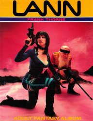 Ken Pierce Books's Lann Soft Cover # 1
