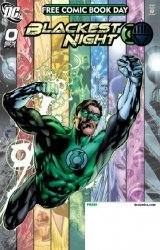 DC Comics's Blackest Night Issue # 0fcbd