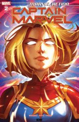 IDW Publishing's Marvel Action: Captain Marvel Issue # 2b