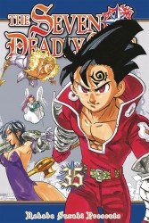 Kodansha Comics's The Seven Deadly Sins Soft Cover # 35