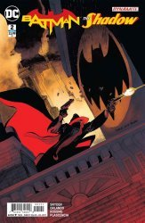DC Comics's Batman/The Shadow Issue # 2b