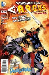 DC Comics's Forever Evil: A.R.G.U.S. Issue # 2
