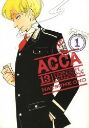 Yen Press's Acca 13 Territory Inspection Department Soft Cover # 1