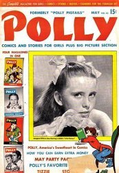 Parents Magazine Institute's Polly Pigtails Issue # 40