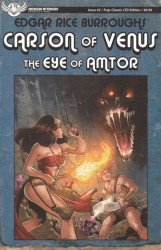 American Mythology's Carson of Venus: Eye of Amtor Issue # 3b