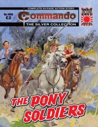 D.C. Thomson & Co.'s Commando: For Action and Adventure Issue # 4958