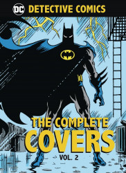 Insight Editions 's Detective Comics: The Complete Covers Hard Cover # 2