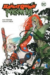 DC Comics's Harley Quinn and Poison Ivy TPB # 1